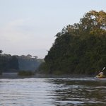 Canoe down the Bua river with one of our trained guides