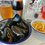 Mussels n Chips