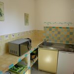 Kitchenette chambre Opale