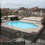 The pool at Hotel de Bastard