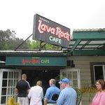 The Lava Rock Cafe