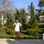 well maintained gardens and grounds