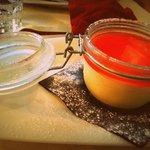 Mousse citron- agrumes (mouais...)
