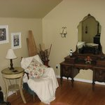Bedroom...loved the furnishings