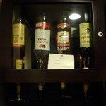 liquor in room