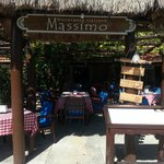 Massimo's during the day