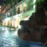 Playa Los arcos hotel