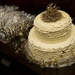 Cake & Cookie Favour Table - O Bistro Wedding