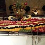 Früchtebüffet