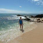 long golden beaches