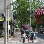 Downtown Kenosha Wisconsin