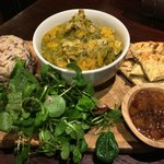 Imdonesian pulled Pork Curry & Butternut Squash Curry