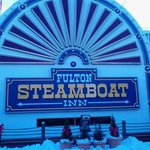 The Fulton Steamboat