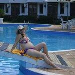piscina fantastica