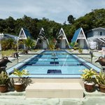 Great pool at Nipah Guesthouse
