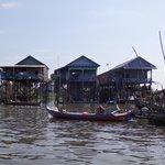 Part of the community of Ton Le Sap.