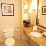 Holiday Inn Express San Diego Rancho Bernardo Hotel Guest Bathroom