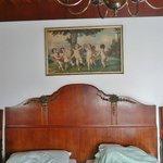 Małżeńskie łoże