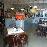 Espresso Bar at Compton Road  Roastery