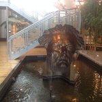 Modern Sculpture - Lobby