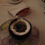 """""""Poisson Cru"""" tuna tartare"""