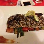 Meraviglioso e freschissimo salmone del San Valentino