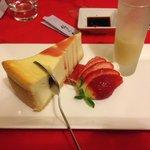 Ed ecco il dessert strepitoso!!!