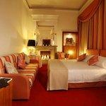 Deluxe Room at Hotel Sanpi Milano
