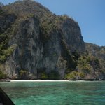 Phi Phi Don near Monkey Beach