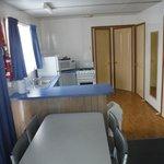 Hadspen Standard Cabin Mainroom 1