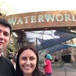 waterworld - excelente atracao