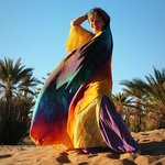 Photo shoot on the dunes