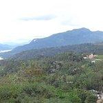 View of Kotmale Reservoir & Kotmare Valley .