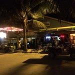 Cute bar next door - Wayo's!