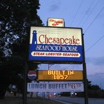 Chesapeake Seafood House, Springfield, IL
