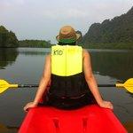 The Lane Bay Kayaking