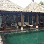 2 rooms villa