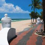 Fort Lauderdale Beach - Crowne Plaza Hotel
