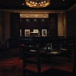 Main dining area at Whiskey & Rye at the Omni