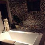 modern bathrooms too!