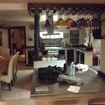 kitchen (fully stocked)