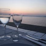 Sunset Restaurant Hydra