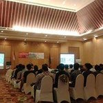 Aston Manado Ballroom is very nice