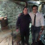 El cantante y el chef
