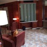 Spa King Room - great size! Larger than most 'standard king' rooms in other CBD 5 star