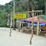 Pajack restaurant at Puka beach