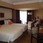 Deluxe Seafacing Twin Room