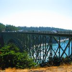 Deception Pass Bridge Sept 2011