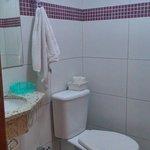 Banheiro, suíte luxo