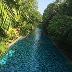 pool - river